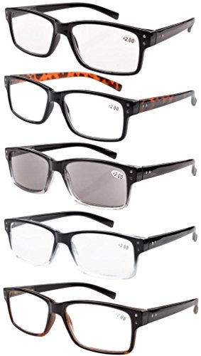 eyekepper-5-pack-spring-hinges-vintage-reading-glasses-men-includes-sun-readers-350