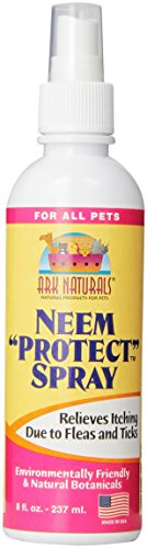 Ark Naturals Products For Pets  Neem Protect Spray  Ounce
