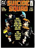 img - for Suicide Squad #1 Original 1987 Debut First Printing book / textbook / text book
