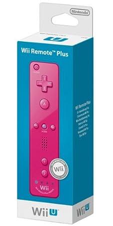 Wii U - Remote Plus, pink