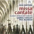 Sheppard: Missa Cantate - Paul McCreesh, Gabrieli Consort, Salisbury Cathedral Boys Choir