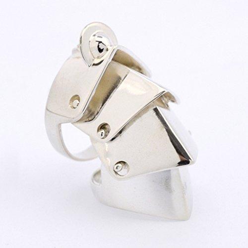 (ヴィヴィアンウエストウッド) Vivienne Westwood リング/指輪 アーマーリング 167921003 シルバー M(約10号) 取寄商品 [並行輸入品]