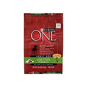 Purina One Lamb and Rice Formula - 44 Pound Bag