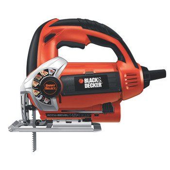 Black & Decker JS660 Jig Saw with Smart Select Dial