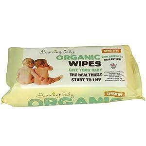 Beaming Baby Caso Toallitas Bebé Orgánico Sensible de 12 marca Beaming Baby