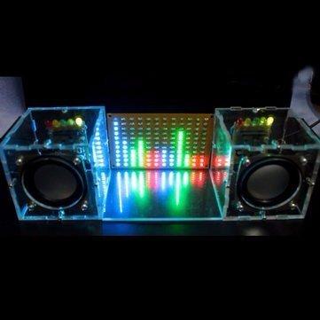 CAMTOA Fai Da Te Amplificatore Speaker Set - Kit Flash