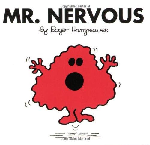 Mr. Nervous (Mr. Men and Little Miss) - Roger Hargreaves