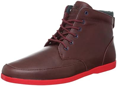 Clae Men's Hamilton Sneaker,Oxblood Ruby,7 M US