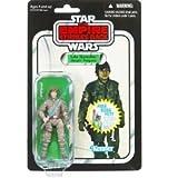 Star Wars Hasbro 2010 Vintage Style Luke Skywalker (Bespin Fatigues) Action Figure