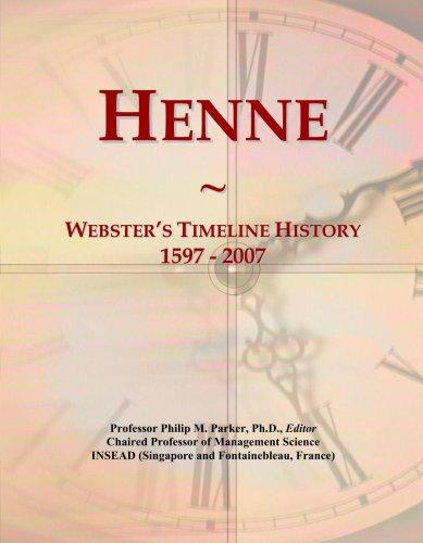 henne-websters-timeline-history-1597-2007