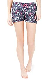 Angel Pure Cotton Ditsy Floral Shortie Pyjamas