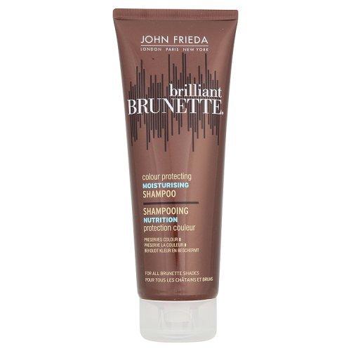 John Frieda brillante Brunette Colore Protezione Rivelare idratante Shampoo per tutti Brune 250ml