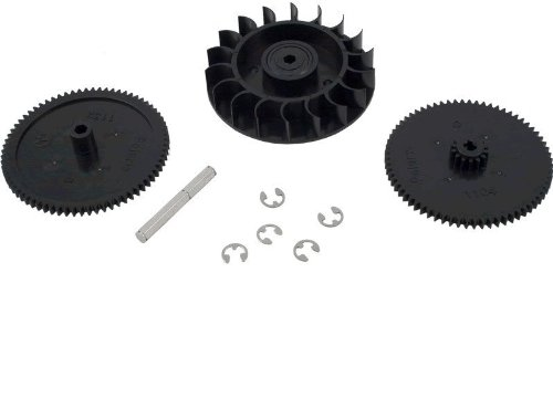 Zodiac 9-100-1132 Drive Train Gear Kit With Turbine Bearing Replacement