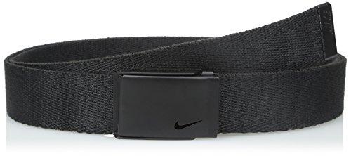 Nike Women's Tech Essentials Single Web Belt, Black, One Size (Nike Bottle Opener Belt compare prices)