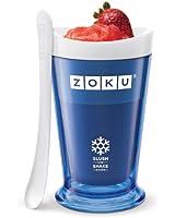 Zoku Blue Slush and Shake Maker