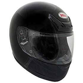 Bell Zephyr Black Full Face Helmet
