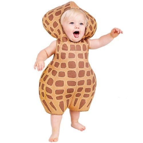 ピーナッツ コスプレ衣装 ハロウィン コスチューム ベビー用 サイズ:Infant