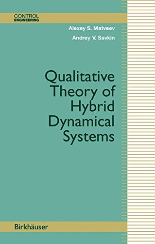 Qualitative Theory of Hybrid Dynamical Systems (Control Engineering)