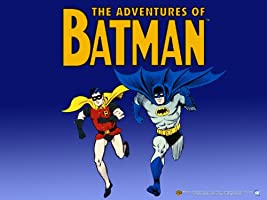 The Adventures of Batman Season 1