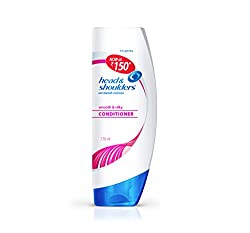 Head & Shoulders Smooth and Silky Conditioner, 170ml