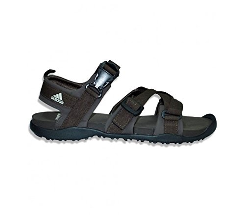 cheap prices exclusive range stable quality Adidas Gladi Brown Men Sandals-11UK