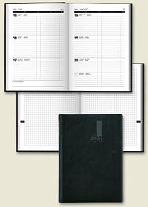 Brunnen Buchkalender DIN A5 Time Center 2012