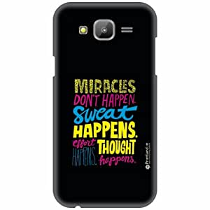 Printland Designer Back Cover for Samsung Galaxy J5 - Success Case Cover