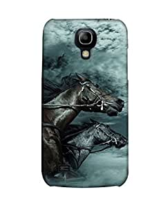 PickPattern Back Cover for Samsung I9190 Galaxy S4 mini