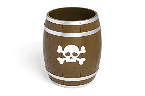 Bambini Pirates Waste Basket
