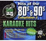Various Artists Sing To The World Karaoke - Hits Of The 80s & 90s Volume 2 (3 CD+G Set)