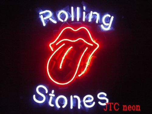Rolling Stones ローリングストーンズ ネオン看板