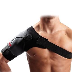Buy McDavid Universal Shoulder Support, Black, Large by McDavid