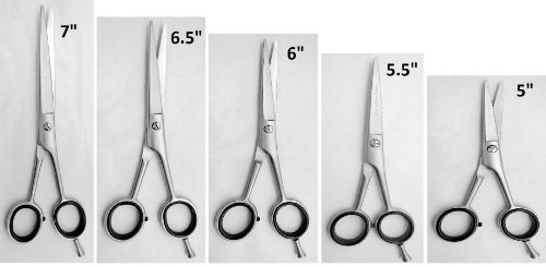 """5"""" To 7"""" Professional Hair Dressing Cutting Barber Scissors Shears Matt Finish """"Magnum"""" Fast Shipping front-419706"""
