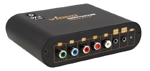 Pyle PYPBV760 Component Video to VGA Converter