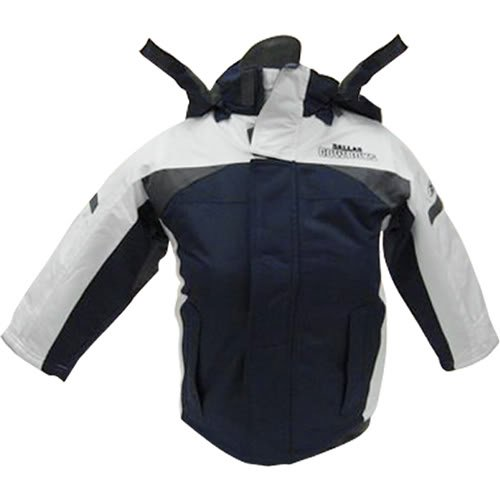 Dallas Cowboys Reebok Jacket Hooded Size 2T Toddler NFL Authentic at Amazon.com