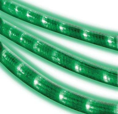 Sienna Rope Light 12' Indoor/outdoor, Green