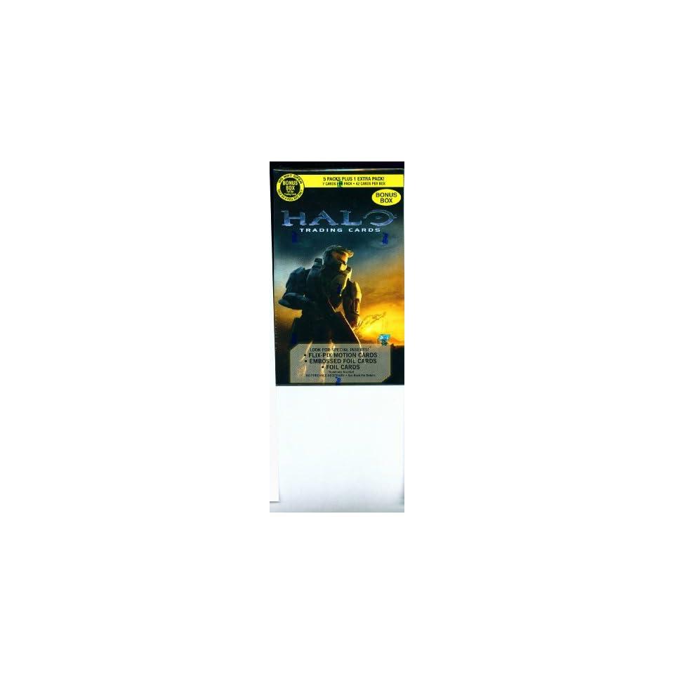 Halo Trading Cards Bonus Box