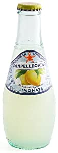 San Pellegrino Limonata Sparking Beverage - 24/6 oz bottles
