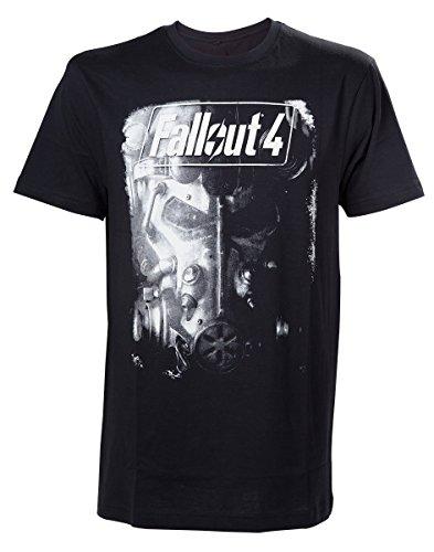 Fallout 4 - Brotherhood Of Steel T-Shirt nero L