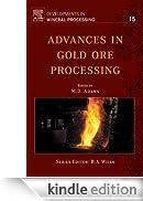 Advances in Gold Ore Processing (Developments in Mineral Processing) [Edizione Kindle]