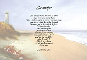 i love you grandpa poems - photo #7