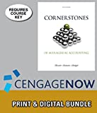 img - for Bundle: Cornerstones of Managerial Accounting, 5th + CengageNOW Printed Access Card book / textbook / text book