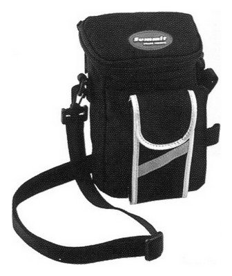 Summit Handlebar Bag, QR, Shoulder Strap, Cell Pocket