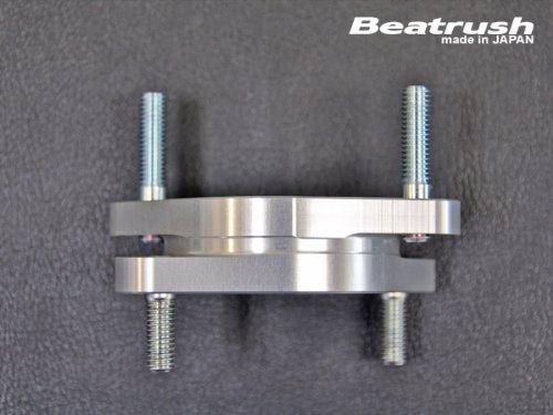 Beatrush(ビートラッシュ) キャブレターアダプター 4個/1set  キャブ内径 φ40mm用  アルファロメオ ジュリア [105・115シリー...