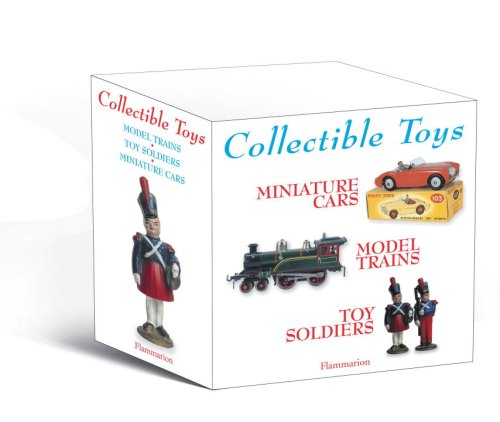Collectible Toys: Miniature Cars, Model Trains, and Toy Soldiers