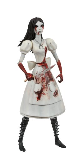 Buy Diamond Select Toys - Diamond Select Toys Alice Madness Returns Action Figure: Hysteria Alice