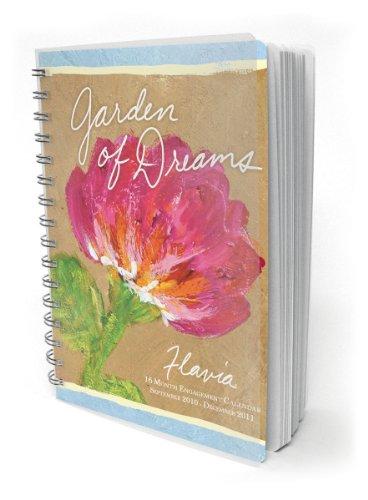 Garden Of Dreams 16 Month Engagement Calendar: September 2010-december 2011