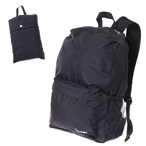 Lightweight Backpack - Ideal Small Travel Backpack / Packable Daypack
