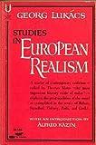 Studies in European Realism (0448001667) by Lukacs, Gyorgy