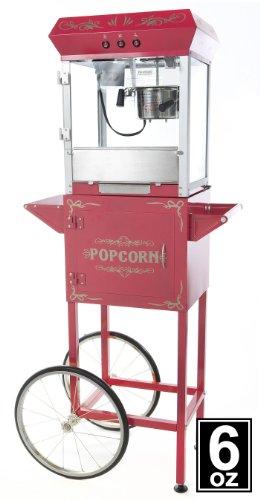 paramount popcorn machine reviews